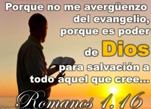 frases biblicas de salvacion poder
