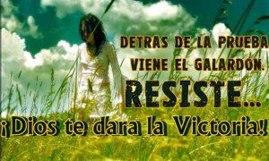 palabras cristianas victoria