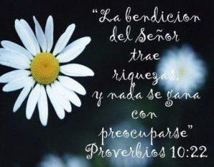 proverbios de la biblia promesas