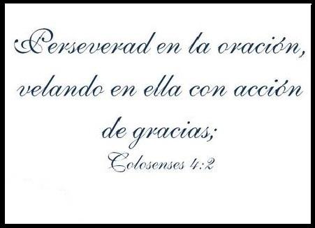 versiculos de perseverancia oracion