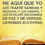 Citas Bíblicas de Abundancia, con Palabra de Sabiduría