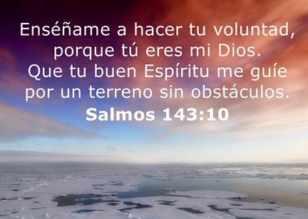 presencia del espiritu santo voluntad
