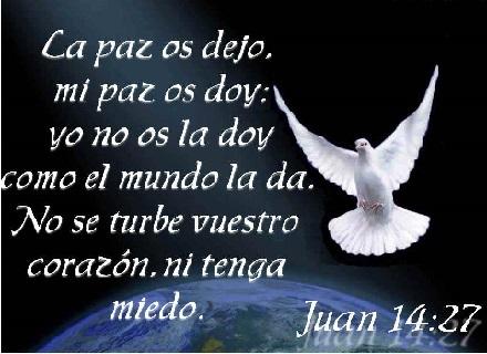 textos biblicos de bendicion paz