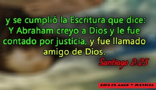versos biblicos de  justicia amigo