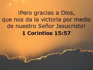 el sacrificio de jesus victoria