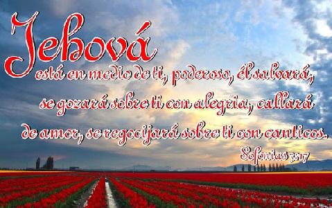 el amor de jesus jehova