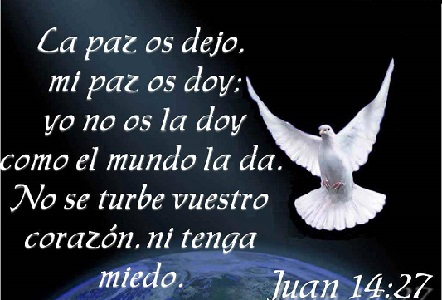 la paz de cristo corazon