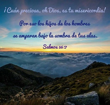 amor y misericordia dios