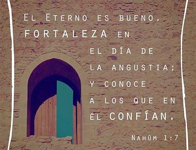 camino a la vida eterna confianza