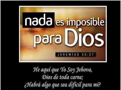 oración y fe dios