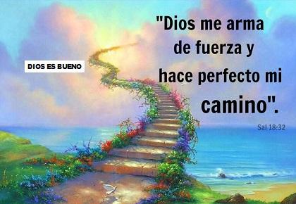 el poder de dios camino