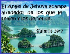 mensajes bíblicos de confianza Jehová