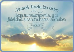 La Fidelidad de Dios Cielos