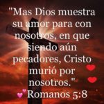 Imágenes con Textos Bíblicos para Recordar el Amor de Dios