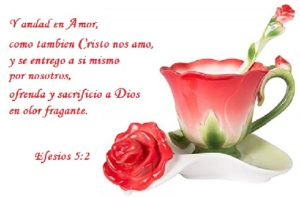 amor de Dios ofrenda