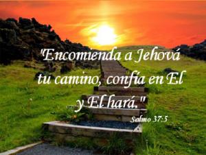 las promesas de Dios confianza