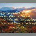 Citas Bíblicas de Sabiduría y Enseñanza para Agradar a Dios