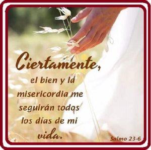 Confianza en Dios Vida