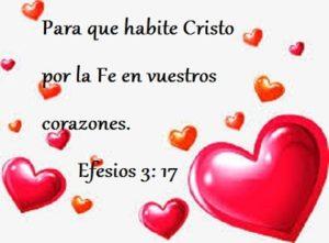 la fe en jesucristo corazon