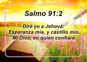 Palabras de Esperanza Jehová