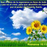 Versículos Bíblicos con Palabras de Esperanza para Compartir