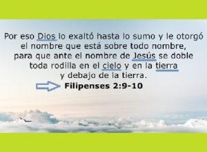 Grandeza de Dios Jesus