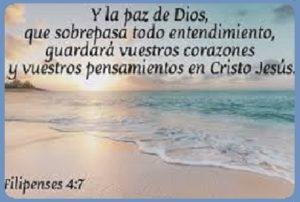 Paz de Dios Pensamientos