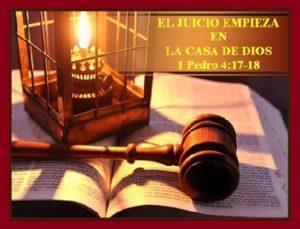El Juicio de Dios Casa