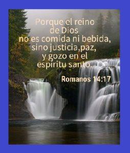 buscar el Reino de Dios primero