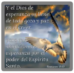 La Promesa del Espíritu Santo esperanza
