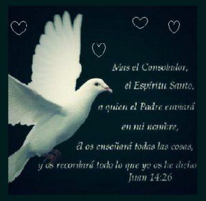 La Promesa del Espiritu Santo nombre