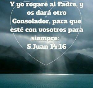 La Promesa del Espíritu Santo Padre