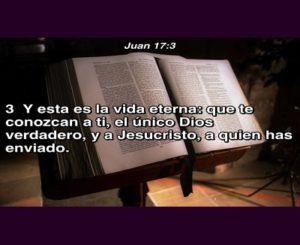 Mensajes Bíblicos de Vida Eterna Unico