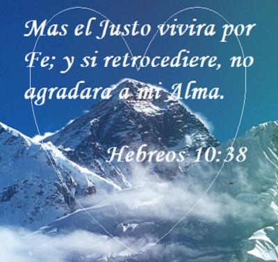 Fe en Cristo Jesus justo