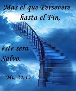 Fe en Cristo Jesus salvo