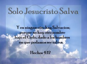 el nuevo pacto salvación